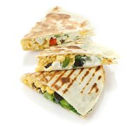 Spinach & Olive Quesadillas